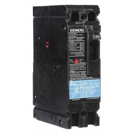2P Standard Circuit Breaker 90A 480VAC