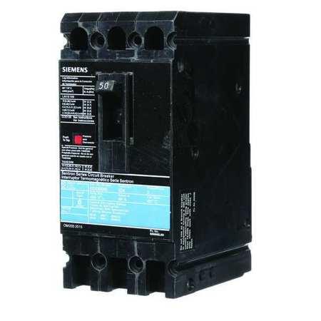 3P Standard Circuit Breaker 50A 480VAC
