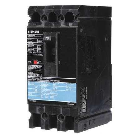 3P Standard Circuit Breaker 90A 480VAC