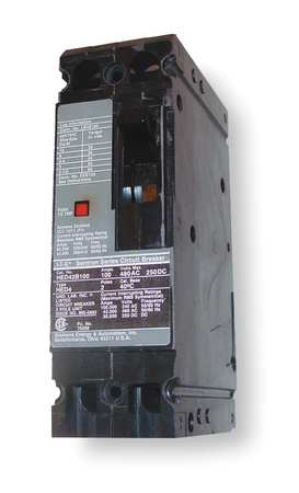 2P High Interrupt Capacity Circuit Breaker 15A 480VAC
