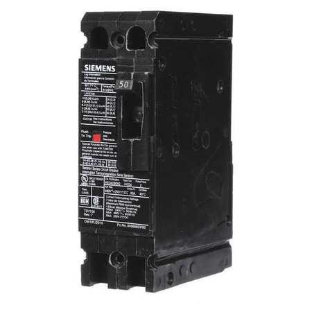 2P High Interrupt Capacity Circuit Breaker 50A 480VAC