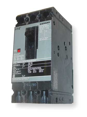 3P High Interrupt Capacity Circuit Breaker 15A 480VAC