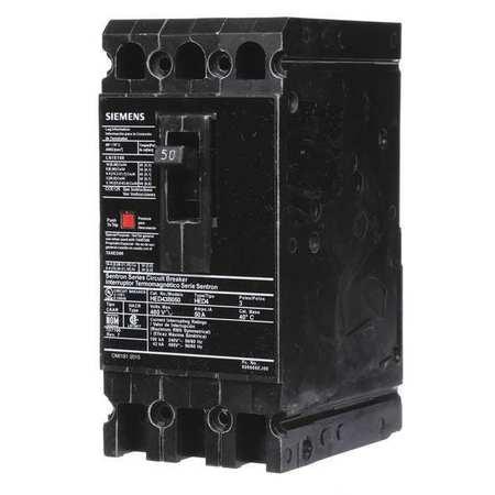 3P High Interrupt Capacity Circuit Breaker 50A 480VAC