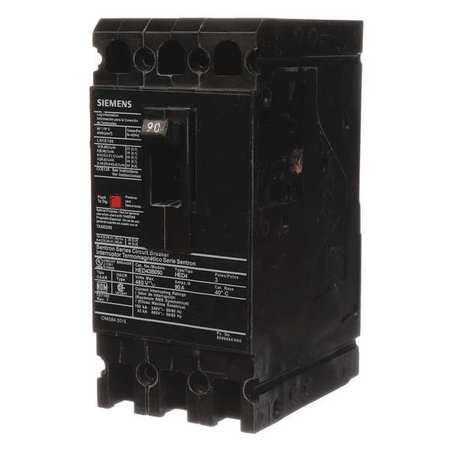 3P High Interrupt Capacity Circuit Breaker 90A 480VAC