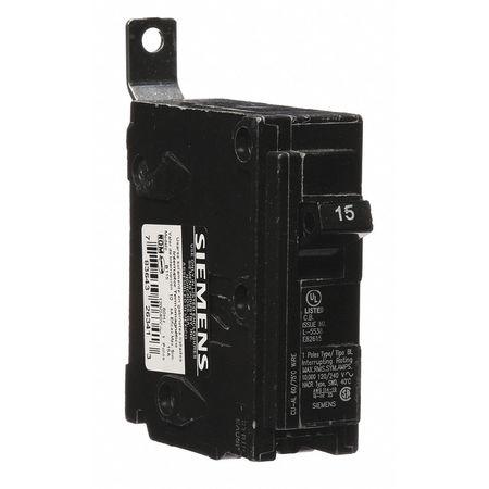 1P Standard Bolt On Circuit Breaker 15A 120VAC