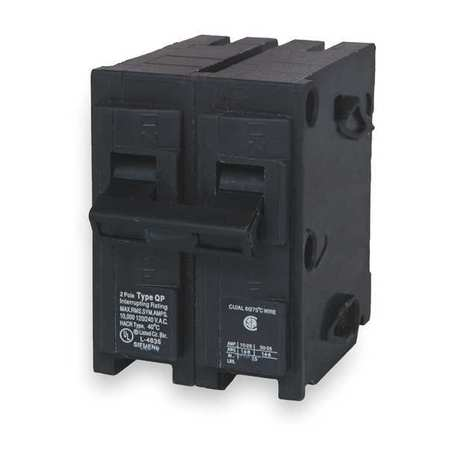 2P High Intensity Discharge Circuit Breaker 20A 120/240VAC