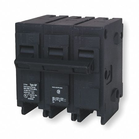 3P Standard Plug In Circuit Breaker 60A 240VAC