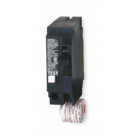 1P GFCI Plug In Circuit Breaker 15A 120VAC