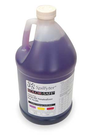Chemical Neutralizer, Acids, 1 gal.