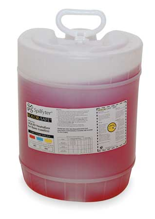 Chemical Neutralizer, Bases, 5 gal
