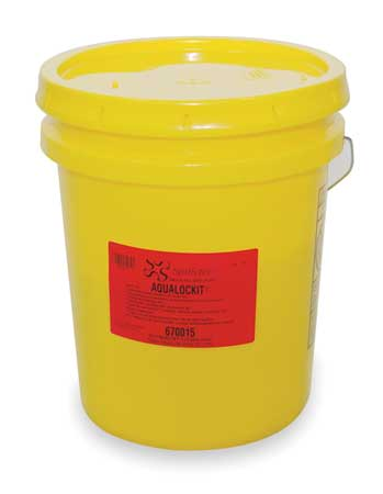 Neutral Liquid Solidifier, 15 lb.