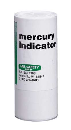Mercury Indicator Powder, 9 oz.