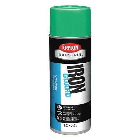 Spray Paint, OSHA Green, 12 oz.