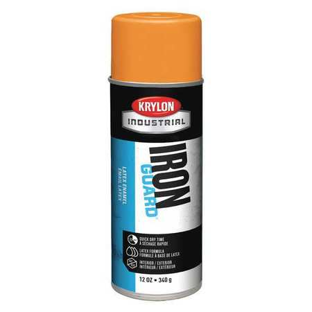 Spray Paint, OSHA Orange, 12 oz.