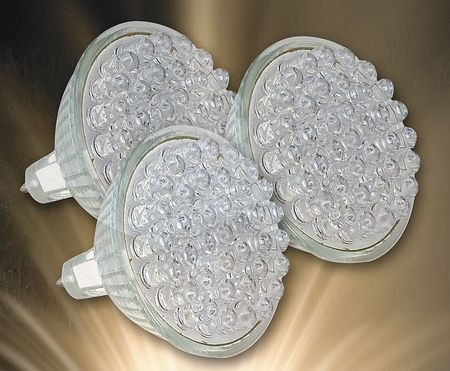LED Light Set,  White, 120V