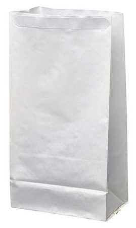 Sickness Bags, 0.5 gal., White, PK1000