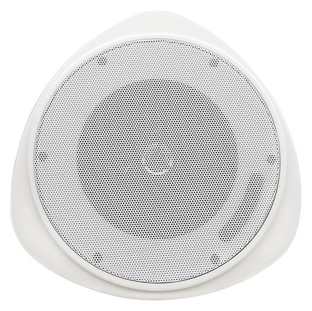 Speaker, Pendant, White, 5 In, 10 W