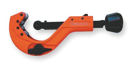 Enclosed Feed Tube Cutter, 1/4-2 3/8 In