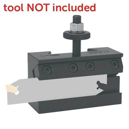 Tool Holder, Reversible Cut-Off, CXA