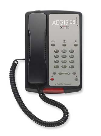 Hospitality Feature Phone,  Black