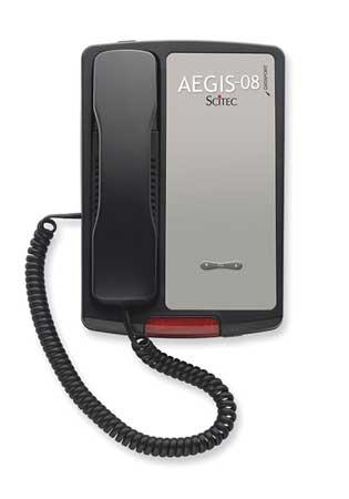 Hospitality Lobby Phone,  Black