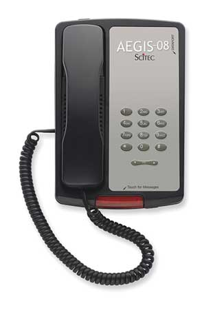 Hospitality Basic Phone,  Black