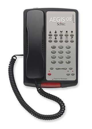 Hospitality Speakerphone,  Black