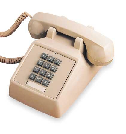 Standard Desk Phone,  Ash