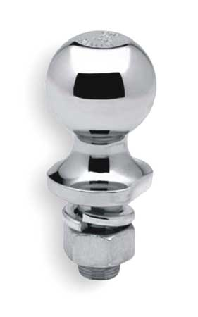 Trailer Hitch Ball, Capacity 12000 Lb
