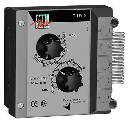 Line Voltage T-stat, 32 Deg to 105 Deg F