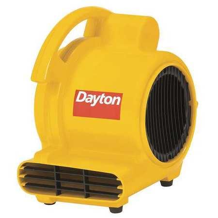 Carpet/Floor Dryer, 120V, 200 Cfm, Yellow