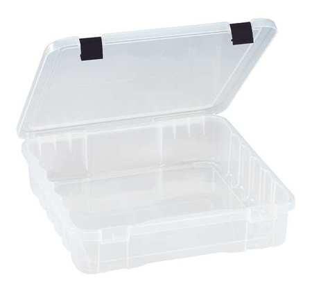 Plano Molding Compartment Box 14 W x 14 38 L x 3 14 H 705 095