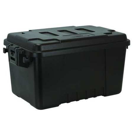 Link To Product Utility Trunk, Polypropylene, Black, ...