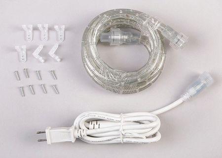 Lumapro led rope light 5000k 6 ft 120v 30f519 zoro led rope light 5000k 6 ft 120v aloadofball Gallery