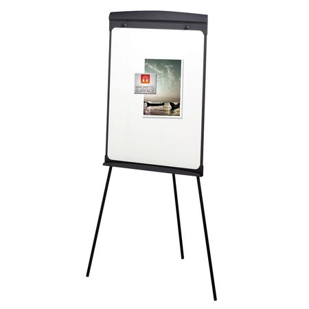 Dry Erase Board Easel Mounted 35 X27