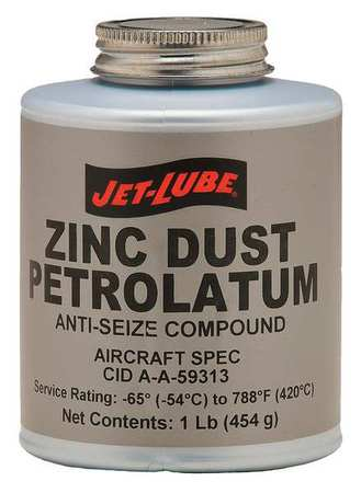 jet lube anti seize compound paste 16 oz can 27003. Black Bedroom Furniture Sets. Home Design Ideas