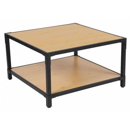 Flash Furniture Coffee Table Pine Wood NANJHCTGG Zorocom - Flash furniture coffee table