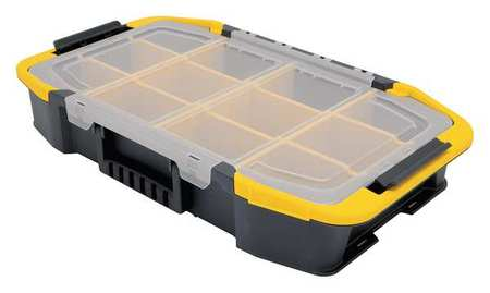 Tool Organizer, Plastic, Clear Top