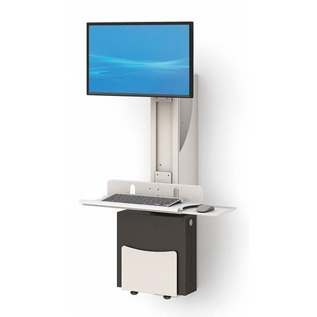 Afc Industries Floating Computer Workstation Wall Mount 772252g