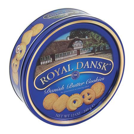 Cookies, Butter, 12 oz.