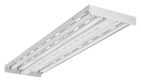 Lithonia Lighting I-BEAM(R) Fluorescent High Bay Fixture, T5, 216W ...
