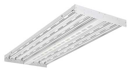 Lithonia Lighting I-BEAM(R) Fluorescent High Bay Fixture, T5, 324W ...
