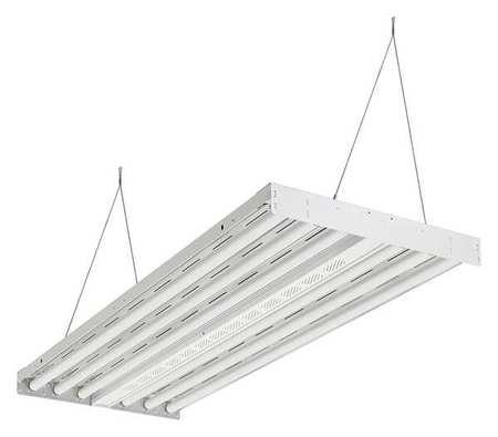Lithonia Lighting Fluorescent High Bay Fixture, T8, 192W IBZT8 6 ...