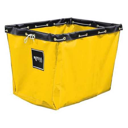 Replacement Liner, 6 Bu, yellow Vinyl