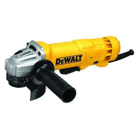 Angle Grinder, 4-1/2 in., Paddle Switch