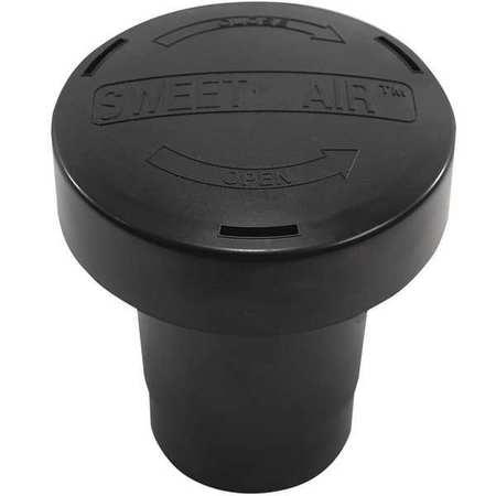 Sweet Air Vent Stack Filter Abs Black Vs Tt Zoro Com