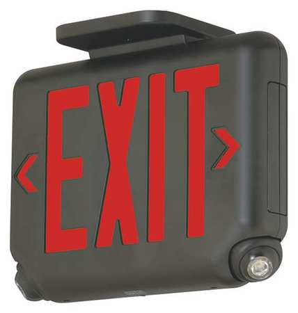 HUBBELL LIGHTING DUALLITE Exit Sign/ Emergency Lights  sc 1 st  Zoro Tools & Hubbell Lighting - Dual-Lite HUBBELL LIGHTING DUALLITE Exit Sign ...