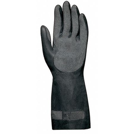 Chemical Resistant Glove, Sz 8, PR