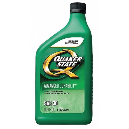 Quaker State Engine Oil 30w Heavy Duty 1 Qt 550035190 Zorocom