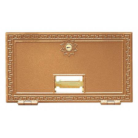 Replacement Door & Lock-Brass Mailboxes